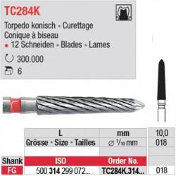 Fraises à finir en C.T. - TC284K.314.018