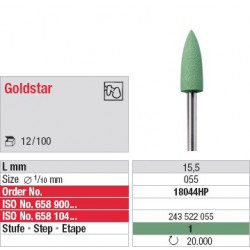 Goldstar - Etape 1 - 18044HP