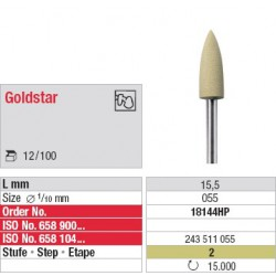 Goldstar - Etape 2 - 18144HP