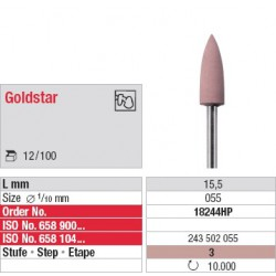 Goldstar - Etape 3 - 18244HP