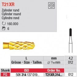 T21XR.314.012 - Cylindre rond