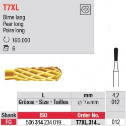 T7XL.314.012 - Poire long