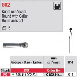G 802.314.014-Boule avec col