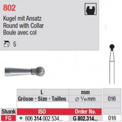 G 802.314.016-Boule avec col