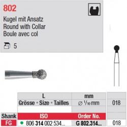 G 802.314.018-Boule avec col