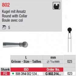 G 802.314.023-Boule avec col