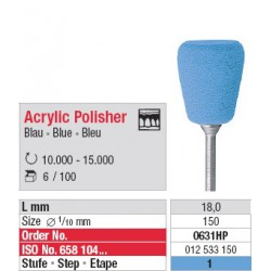 Acrylic Polisher - 0631HP