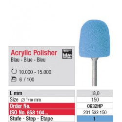 Acrylic Polisher - 0632HP