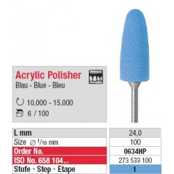 Acrylic Polisher - 0634HP
