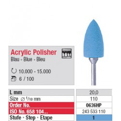 Acrylic Polisher - 0636HP