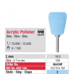 Acrylic Polisher - 0641HP