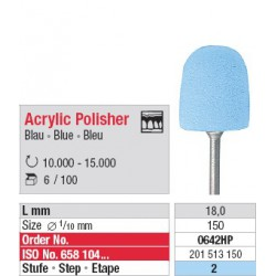 Acrylic Polisher - 0642HP
