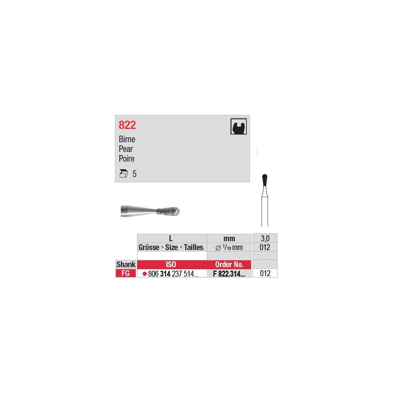 F 822.314.012-Poire