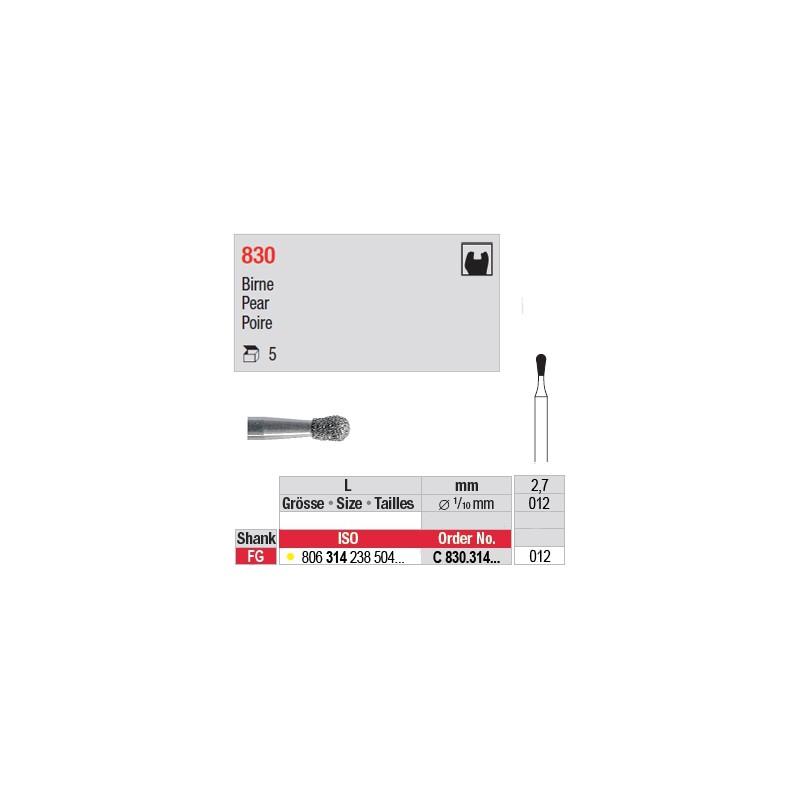 C 830.314.012-Poire