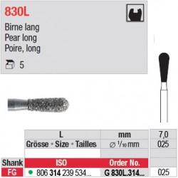 G 830L.314.025-Poire,long