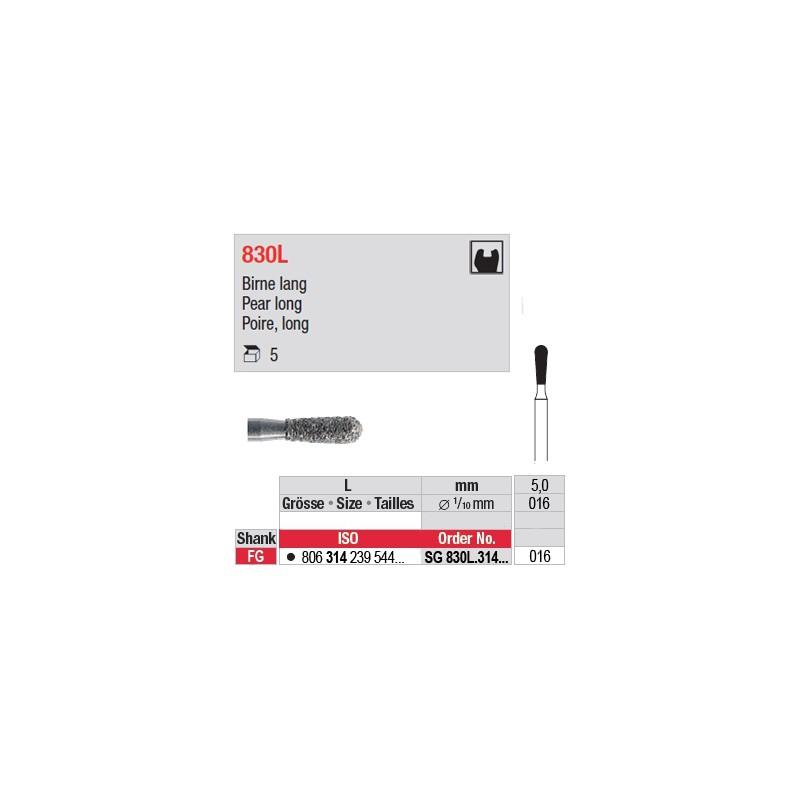 SG 830L.314.016-Poire,long