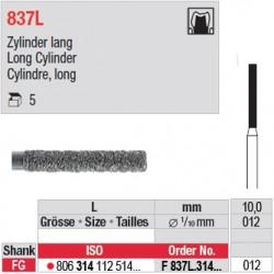 F 837L.314.012-Cylindre, long