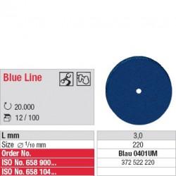Blue Line - Blau 0401UM