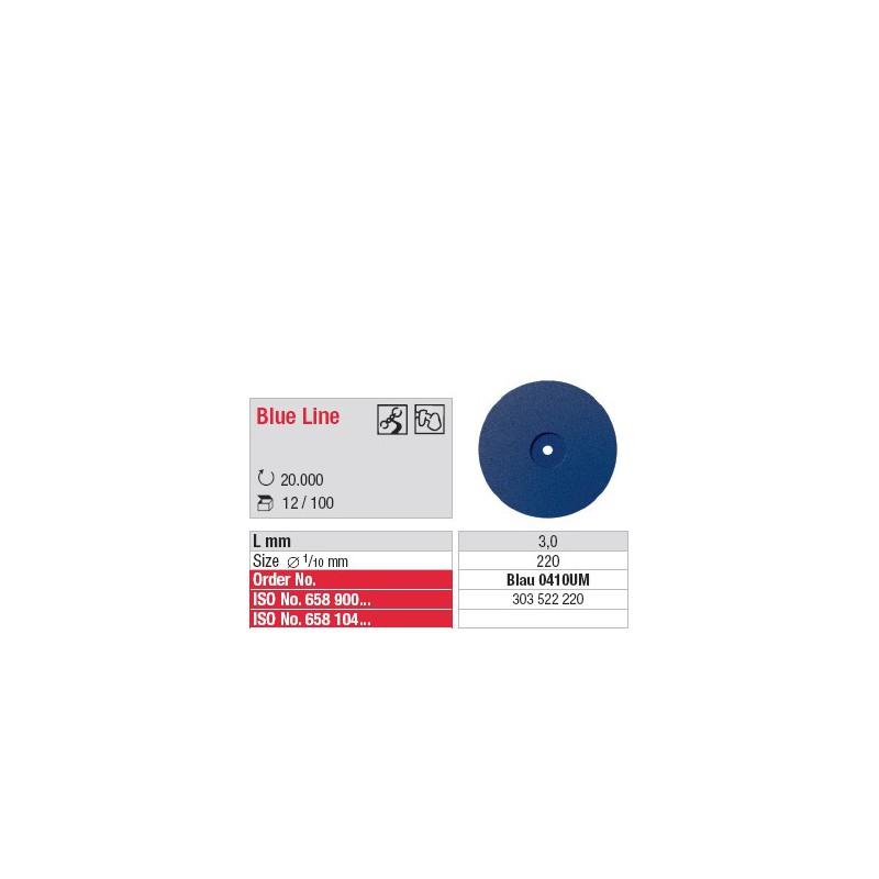 Blue Line - Blau 0410UM