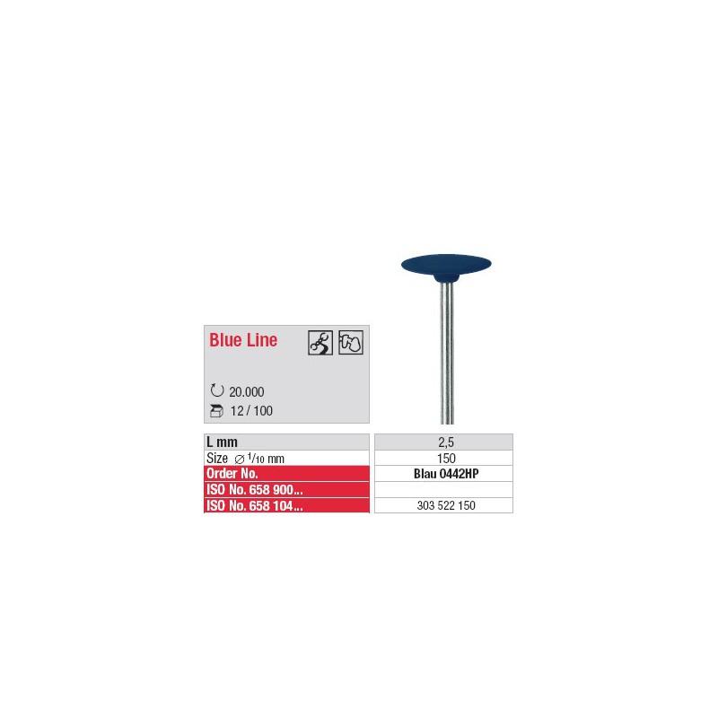 Blue Line - Blau 0442HP