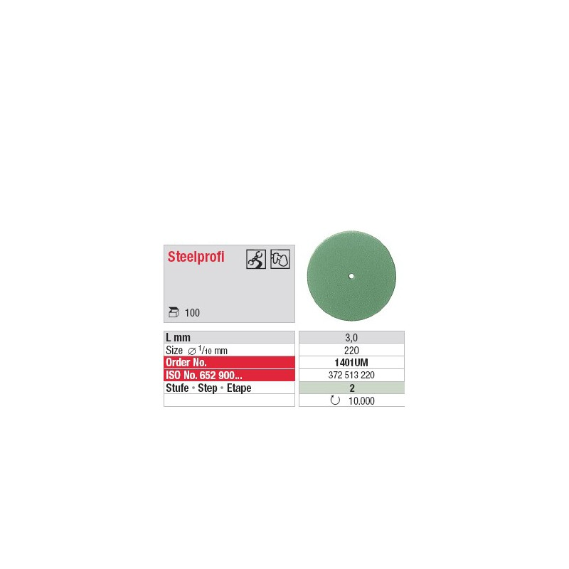 Steelprofi - 1401UM