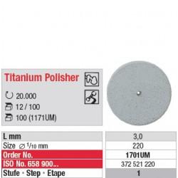 Titanium Polisher - 1701UM