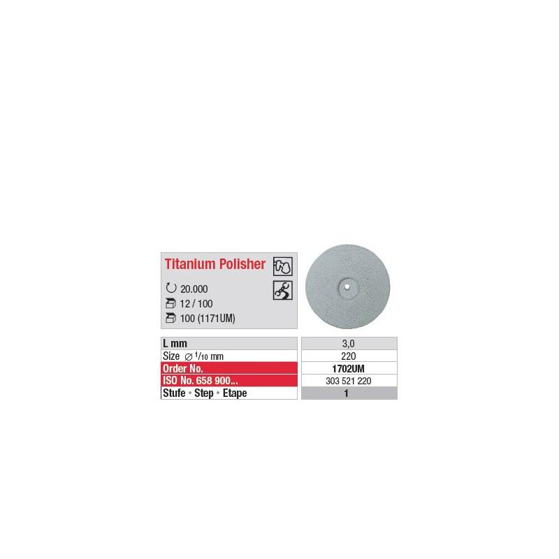 Titanium Polisher - 1702UM