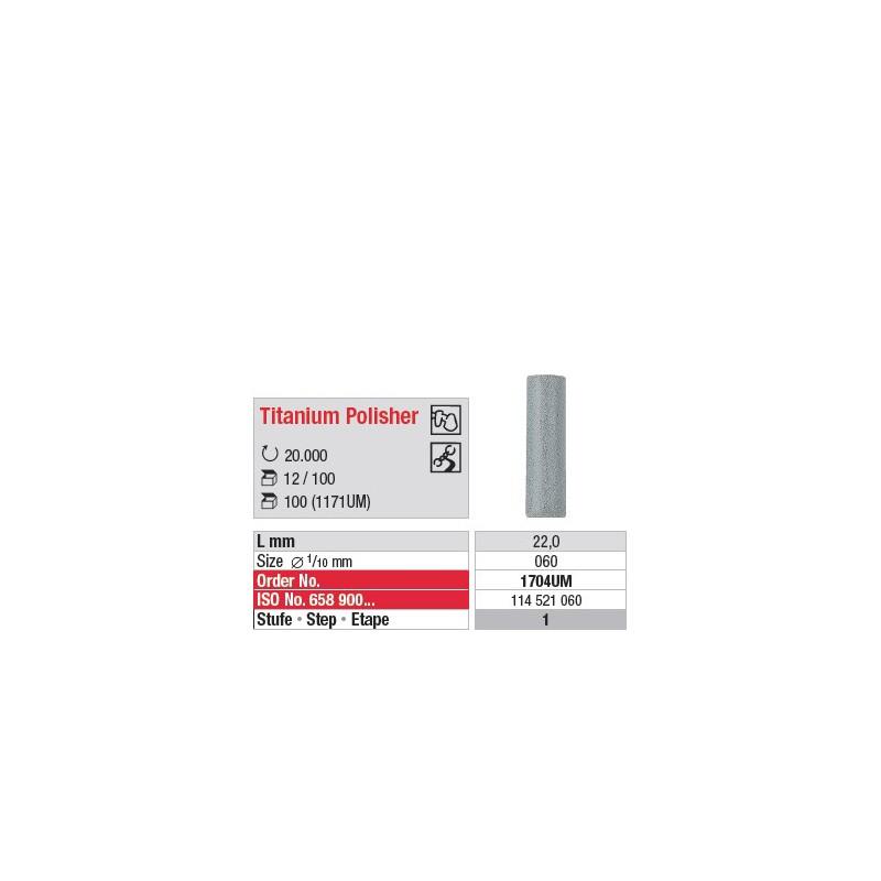 Titanium Polisher - 1704UM