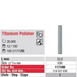 Titanium Polisher - 1171UM