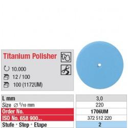 Titanium Polisher - 1706UM