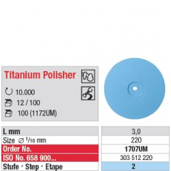 Titanium Polisher - 1707UM