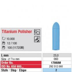 Titanium Polisher - 1708UM