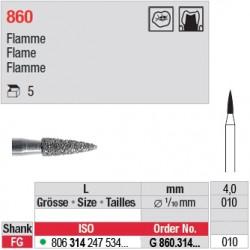 G 860.314.010 - Flamme