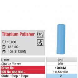 Titanium Polisher - 1709UM