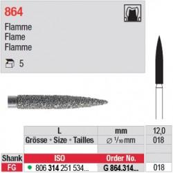 G 864.314.018 - Flamme