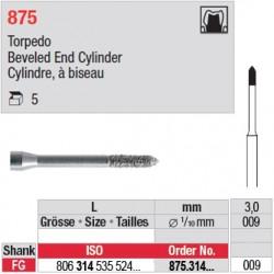 875.314.009 - Cylindre, à biseau