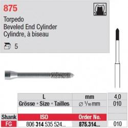 875.314.010 - Cylindre, à biseau