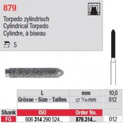 879.314.012 - Cylindre, à biseau