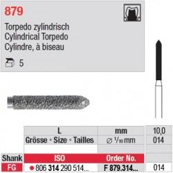 F 879.314.014 - Cylindre, à biseau