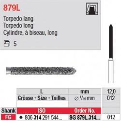 SG 879L.314.012 - Cylindre, à biseau, long