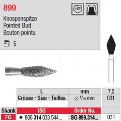 SG 899.314.031 - Bouton pointu