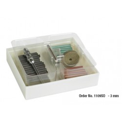 Occlupol Assortment - 1109SO - 3 mm
