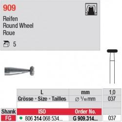 G 909.314.037 - Roue
