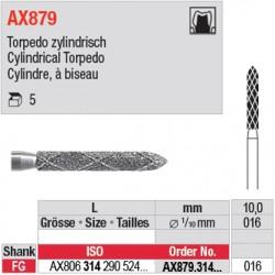 AX879.314.016 - Cylindre, à biseau