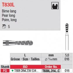 T830L.314.016C - Poire, long