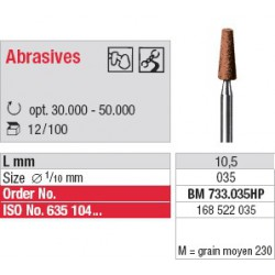 Abrasif - BM 733.035HP