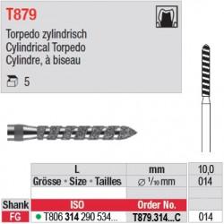 T879.314.014C - Cylindre, à biseau