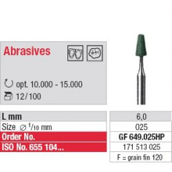 Abrasif - GF 649.025HP