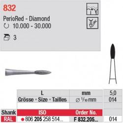 F 832.205.014 - PerioRed - Diamond