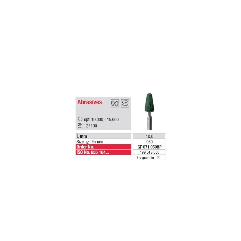 Abrasif - GF 671.050HP
